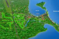Breezy Point Resort Map