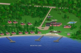 map-cedar-rapids-lodge-resort